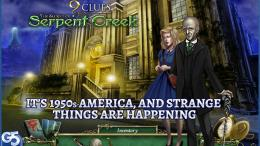 '9 Clues - The Secret of Serpent Creek' Slithers Most Excellently to the Mac