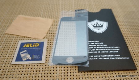 Holy Grail Tempered Glass Screen Protector Winners