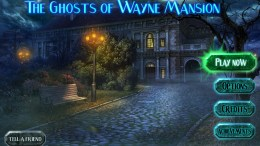 Paranormal Agency: The Ghosts of Wayne Mansion Arrives to Haunt Mac Gamers!