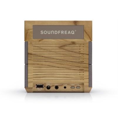 SFQ-08WT Sound Rise Studio Clipped REAR