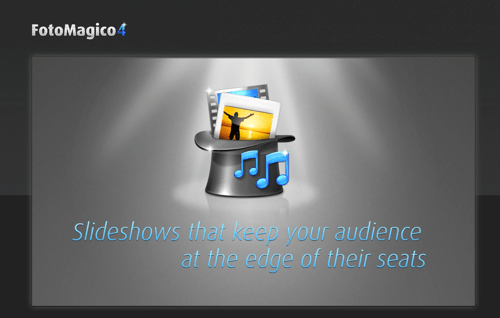 Make Awesome Slideshows and Movies with FotoMagico 4  Make Awesome Slideshows and Movies with FotoMagico 4