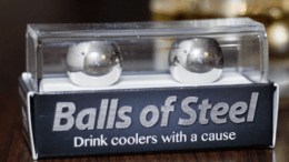 Like Your Whiskey Cold but Strong? Check Out Balls of Steel!