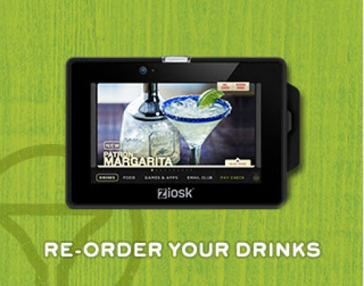 Chili's is Now Serving Up. . . Tablets?  Chili's is Now Serving Up. . . Tablets?