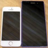 My Sony Xperia Z2 Is Big, Purple, and Gorgeous