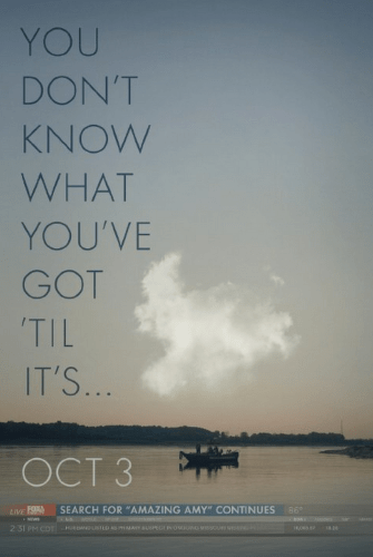 Gone Girl Movie Trailer Hits, and It's Deliciously Dark