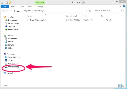 GearDiary Revisiting the Toshiba Transmemory Pro USB Drive's Security Software