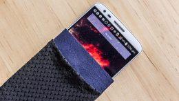 Waterfield Smartphone Suede Jacket Review
