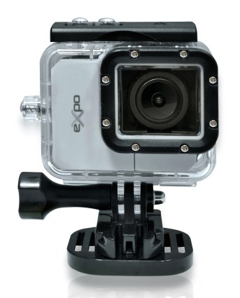 Grab Action Shots with the Pyle eXpo Hi-Speed HD Action Camera  Grab Action Shots with the Pyle eXpo Hi-Speed HD Action Camera  Grab Action Shots with the Pyle eXpo Hi-Speed HD Action Camera