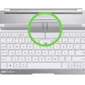 Get to Work, the Belkin QODE Thin Type Keyboard Case for iPad Air