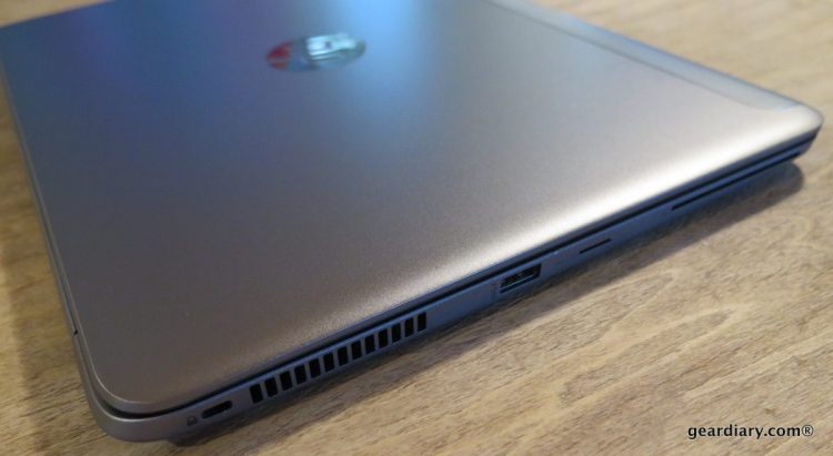 HP EliteBook Folio 1040 G1 Notebook PC: This Beauty Is Ready for Business