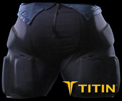 Amp Up Your Workout With TITIN Force Shorts