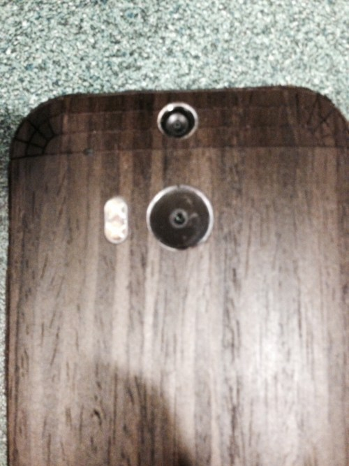 Toast Cover Adds Natural Flair to the HTC One M8