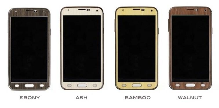 Galaxy S4:S5 4