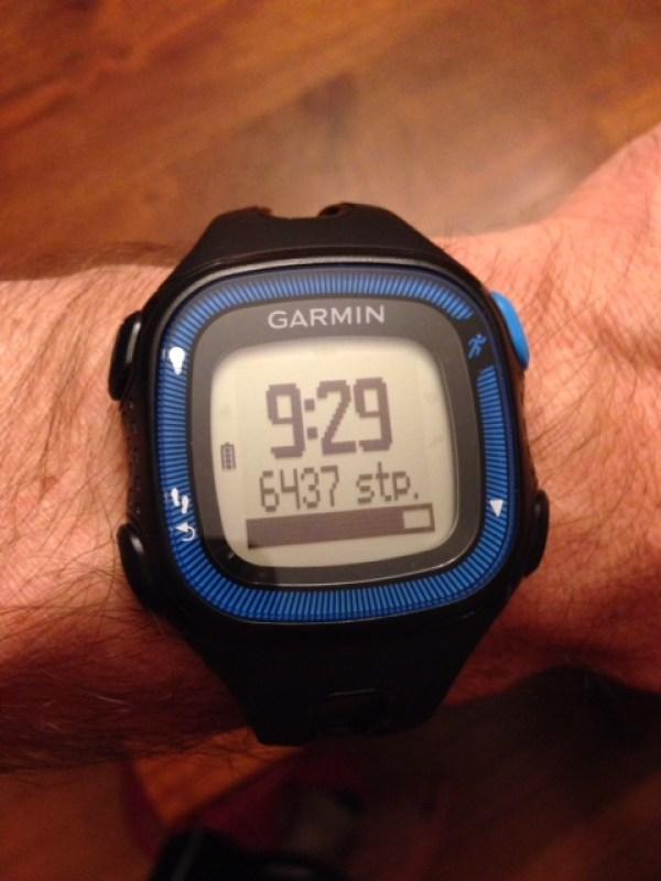 Garmin Forerunner FR-15 GPS and Fitness Watch Review