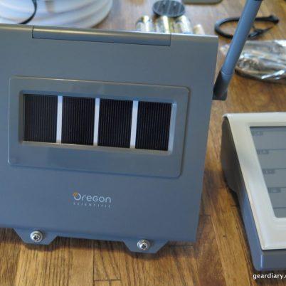 Gear Diary Oregon Scientific Ultra Precision Professional Weather Station WMR300-004