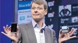 BlackBerry Reports 70% Sales Decline - Will They Ditch BB 10 for Android?