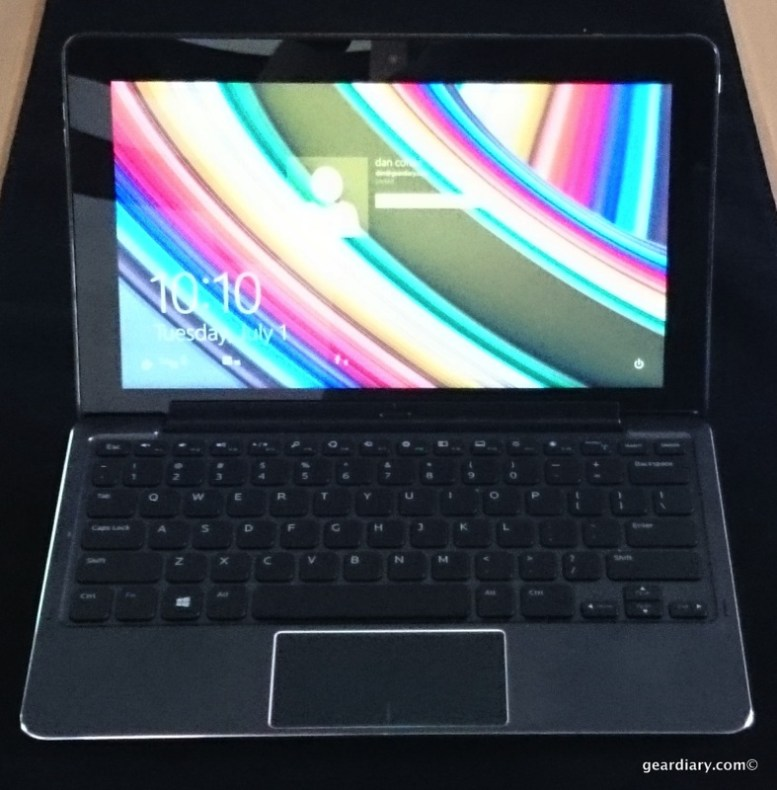 GearDiary Life With the Dell Venue 11 Pro Part 1 #Intel2in1