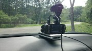GearDiary Spytec G1W 1080P HD Car Dash Camera Review