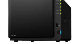 The Synology DS415play NAS System Is a Powerhouse Data Storage Unit