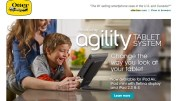 OtterBox Introduces Agility System for iPad Air & iPad MinI