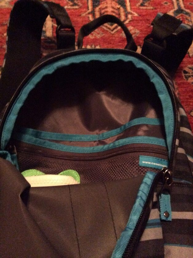 Case Logic Berkeley Plus Backpack: From Babies to Books, It's Got Your Back