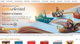 Amazon Announces Kindle Unlimited