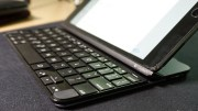 Logitech Ultrathin Magnetic Clip-On Keyboard Cover for iPad Mini