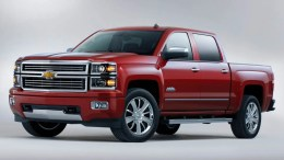 GearDiary 2014 Chevrolet Silverado 1500 High Country: Denim and Diamonds Ball Ready!