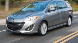 2014 Mazda5 Is Still a Great Little Minivan