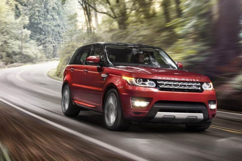 2014 Range Rover Sport/Images courtesy Land Rover