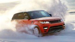 2014 Range Rover Sport Is a Global Trekker