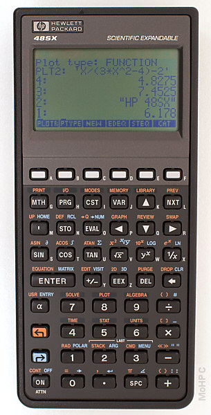 Things We Used to Care About: the Graphing Calculators Edition