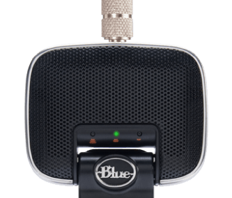 The Blue Microphone Mikey Digital Ups Your iOS Audio Recording