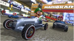 "Gear Up for the ""Mercedes Cup"" Mario Kart 8 Tournament"