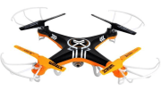 Take Off with the Xtreem QuadForce Video Drone