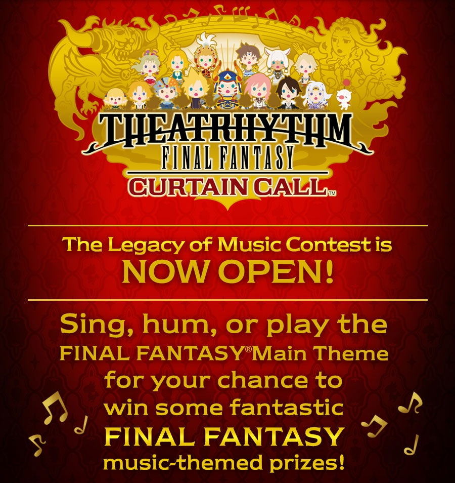 TheatrhythmCurtainCallContest