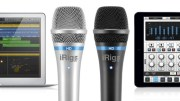 iRig Mic HD from IK Multimedia Now Shipping