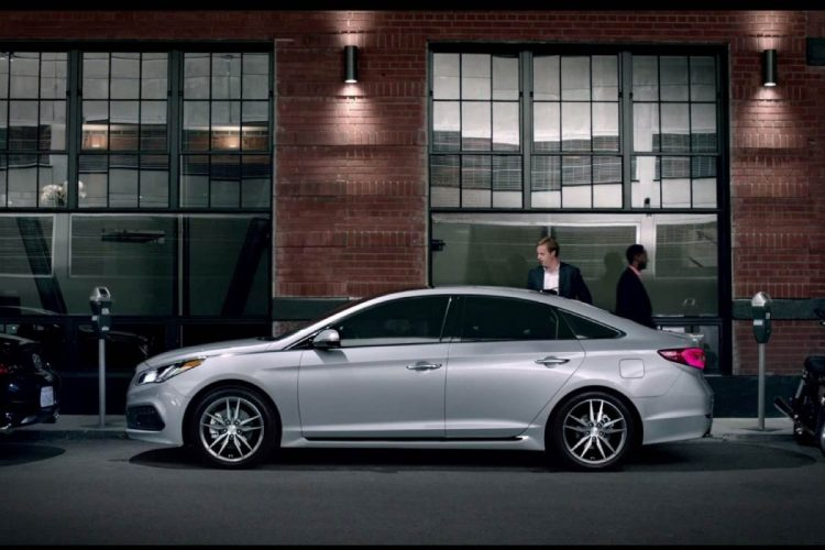 Hyundai Sonata Midsize Sedan Is Livin Large Geardiary