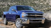 2015 Chevrolet Silverado 2500HD Bi-Fuel is Cookin' with Gas