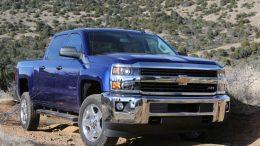 2015 Chevrolet Silverado 2500HD Bi-Fuel is Cookin' with Gas
