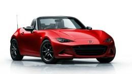 2016 Mazda MX-5 Miata Global Debut Is a 'View to a Kill'
