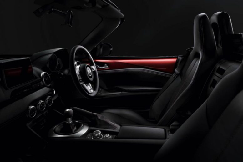 2016 Mazda MX-5 Miata Global Debut Is a 'View to a Kill'