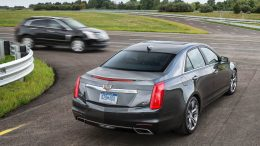 2017 Cadillac Drives Technology and Itself