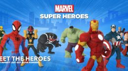 Disney Infinity 2.0 Marvel Super Heroes Sizzle in Sales