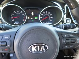 2015 Kia Sedona: A Multipurpose Vehicle for People Who Hate Minivans