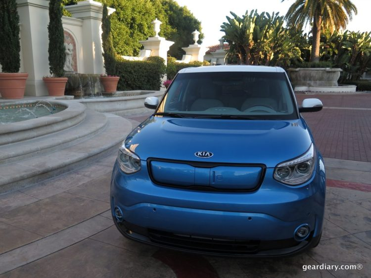Gear Diary Kia Soul EV Eco Electric Vehicle-010