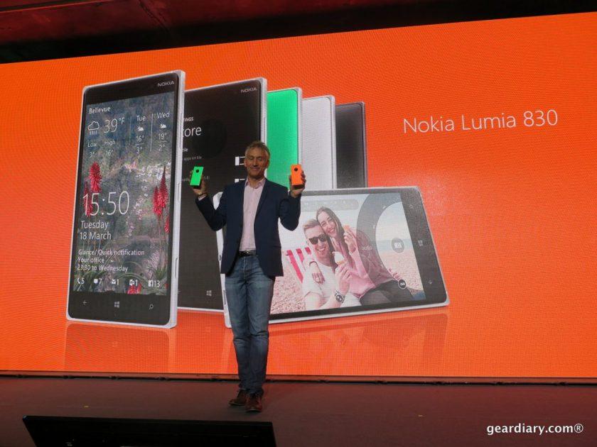 Gear Diary Microsoft Nokia Lumia New Phones 830 730 735-003