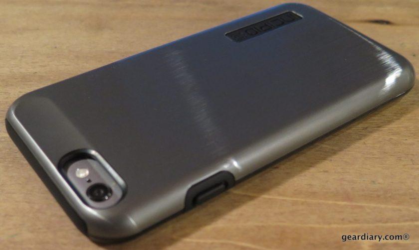 Gear Diary Reviews the Incipio DualPro SHINE Brushed Aluminum iPhone 6 Case-008