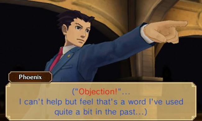 Professor Layton vs Phoenix Wright Ace Attorney Review on Nintendo 3DS