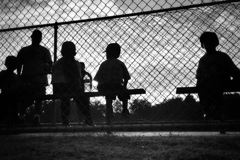 Play Ball! (Images by David Goodspeed)